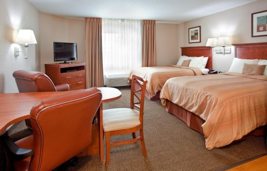 Zimmer Candlewood Suites KANSAS CITY AIRPORT