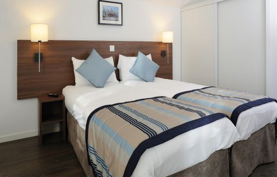 Double room (standard) Residhome Roissy Village Apparthotel