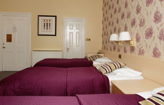 Chambre triple Edinburgh Thistle