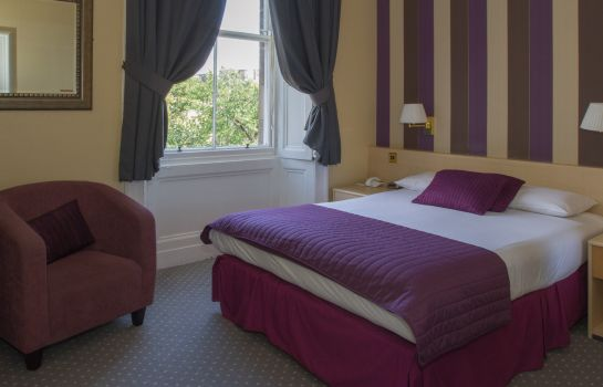 Chambre double (standard) Edinburgh Thistle