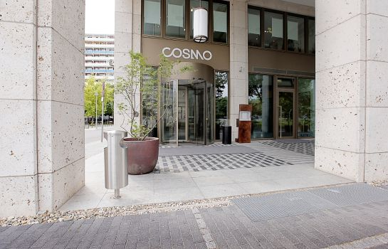 exterior view cosmo hotel berlin mitte