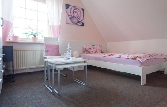 Single room (standard) Blumen-Villa Pension