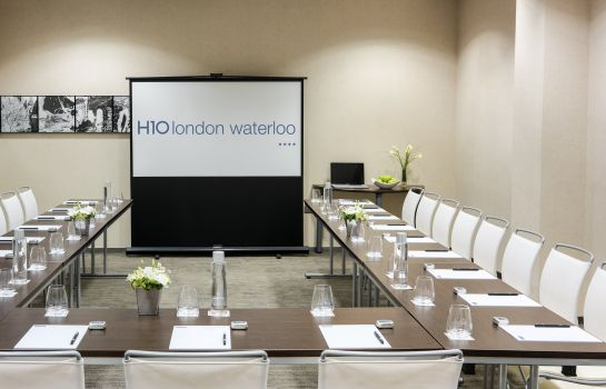 Besprechungszimmer Hotel H10 London Waterloo