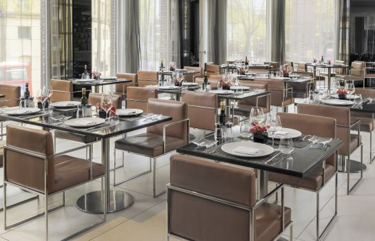 Restaurant Hotel H10 London Waterloo
