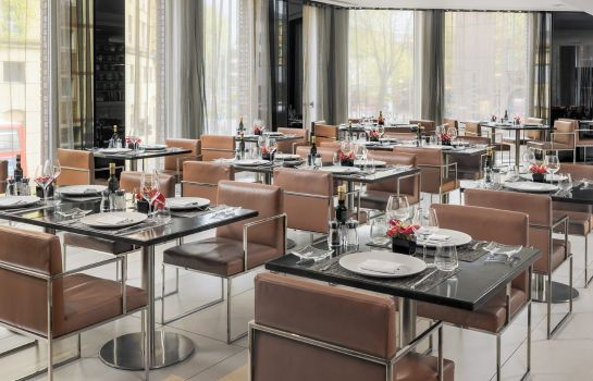 Restaurante Hotel H10 London Waterloo