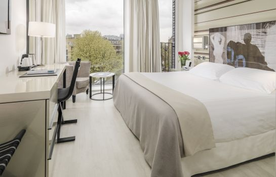 Einzelzimmer Standard Hotel H10 London Waterloo