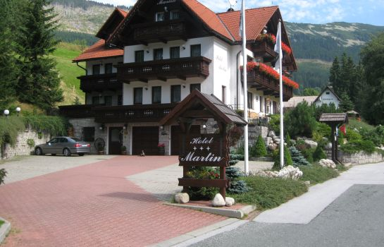 Picture Hotel Martin a Kristyna