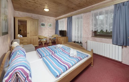 Triple room Hotel Martin a Kristyna