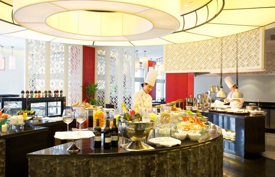 Breakfast buffet Banyan Tree Hangzhou