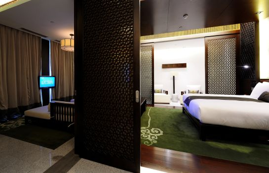 Double room (standard) Banyan Tree Hangzhou