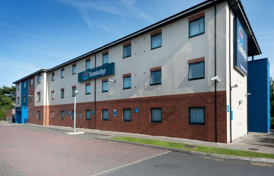 Exterior view TRAVELODGE BROMBOROUGH