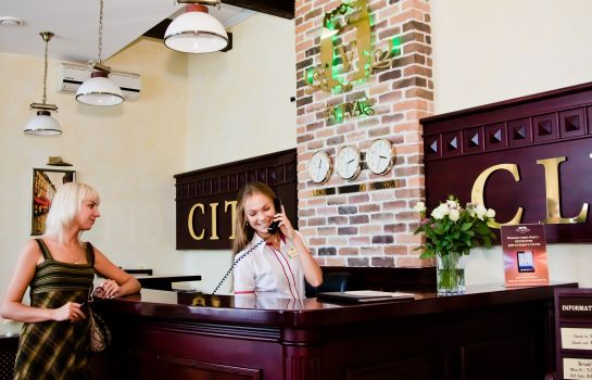 Reception City club Сити клуб