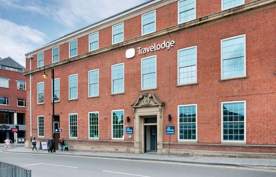 Vista exterior TRAVELODGE CHESTER CENTRAL