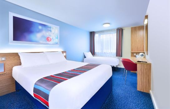 Zimmer TRAVELODGE CHESTER CENTRAL