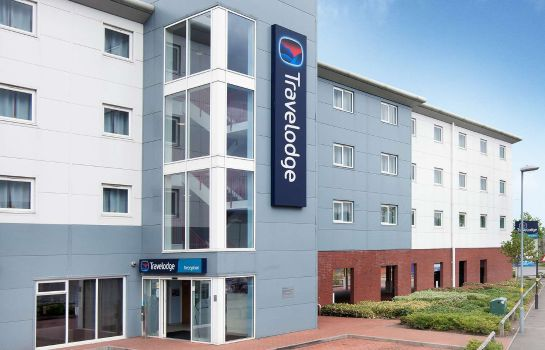 Exterior view TRAVELODGE BIRMINGHAM PERRY BARR