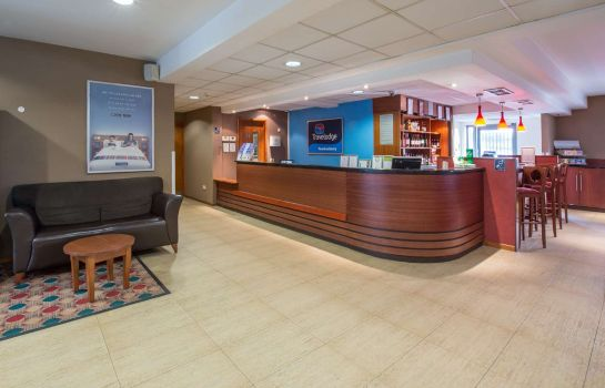 Lobby TRAVELODGE TEWKESBURY