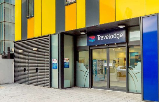 Außenansicht TRAVELODGE LONDON BARKING