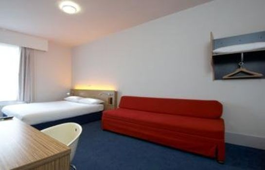 Zimmer TRAVELODGE SCARBOROUGH ST NICHOLAS