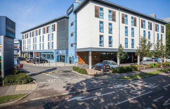 Außenansicht TRAVELODGE BOREHAMWOOD