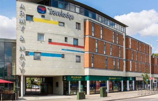 Vista esterna TRAVELODGE CHELMSFORD