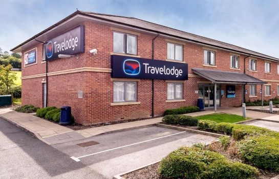 Exterior view TRAVELODGE ASHBOURNE