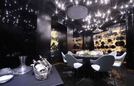 Hotel bar Boscolo Milano Autograph Collection