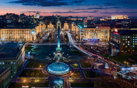 Informacja InterContinental KYIV