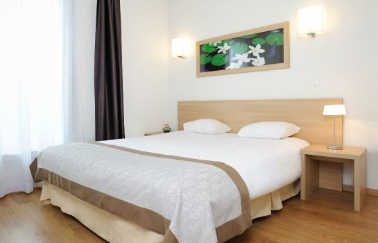 Chambre double (confort) Residhome Clermont-Ferrand Apparthotel