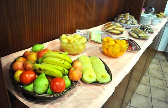 Ontbijtbuffet Hotel Madrisol