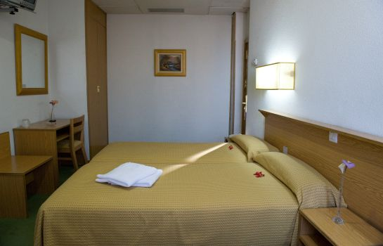 Double room (standard) Hotel Madrisol