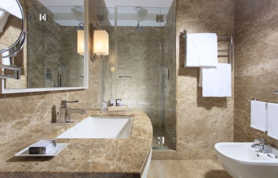 Badezimmer NH Collection Grand Hotel Convento di Amalfi