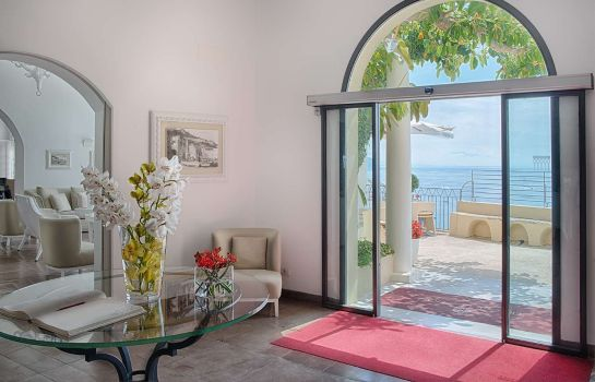 Hotelhalle NH Collection Grand Hotel Convento di Amalfi