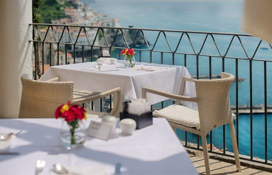 Café/bistrot NH Collection Grand Hotel Convento di Amalfi