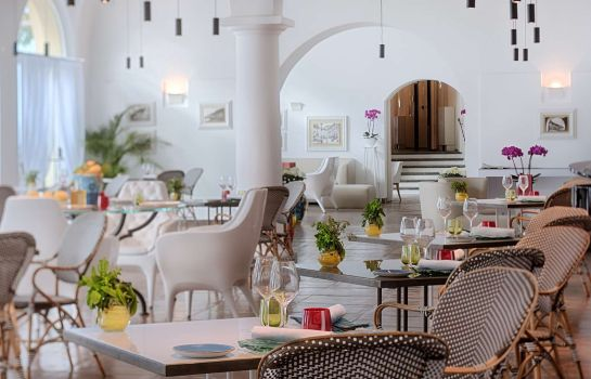Restaurant NH Collection Grand Hotel Convento di Amalfi