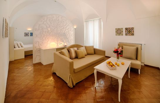 Suite NH Collection Grand Hotel Convento di Amalfi
