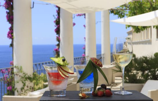 Terrasse NH Collection Grand Hotel Convento di Amalfi