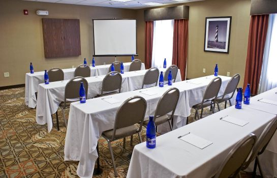 Conference room Hampton Inn - Suites Charlotte-Airport