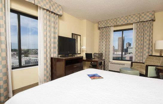 Zimmer Hilton Garden Inn Minneapolis Downtown