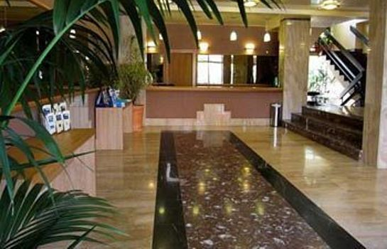 Lobby Apartaments MS Alay