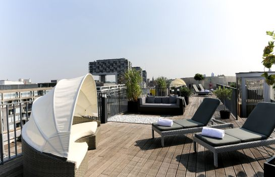 Exterior view art'otel cologne by park plaza
