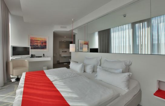 Zimmer art'otel cologne by park plaza