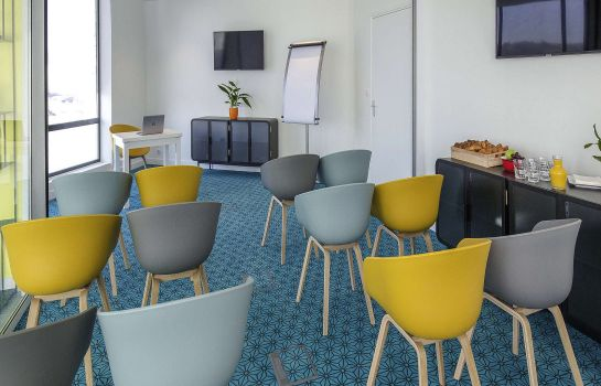 Conference room ibis Lyon Sud Vienne Saint-Louis