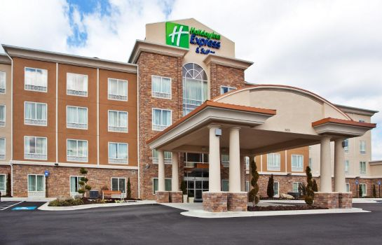 Außenansicht Holiday Inn Express & Suites ATLANTA ARPT WEST - CAMP CREEK