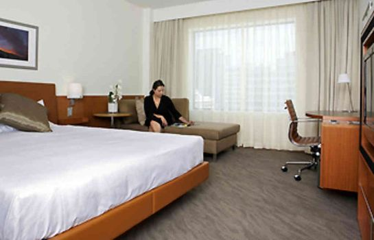 Chambre Novotel Christchurch Cathedral Square