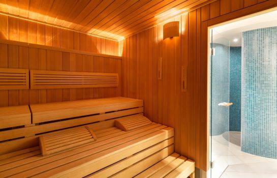 Sauna Infinity Hotel & Conference Resort Munich