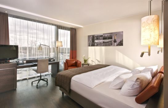 Single room (superior) Infinity Hotel & Conference Resort Munich