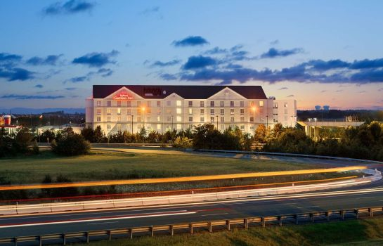 Exterior view Hilton Garden Inn Dulles North