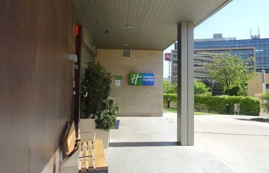 Exterior view Holiday Inn Express BARCELONA - SANT CUGAT
