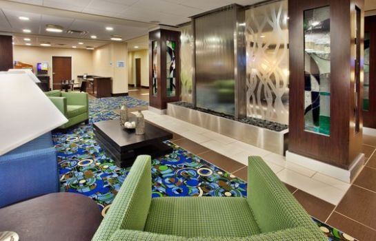 Hotelhalle Holiday Inn Express & Suites ATLANTA ARPT WEST - CAMP CREEK