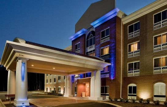 Außenansicht Holiday Inn Express & Suites RALEIGH SW NC STATE
